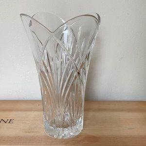 Waterford Crystal Marquis Vase